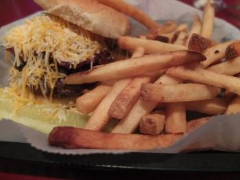 Chedda Jack Burger