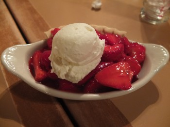 Maddox Fresh Strawberry Pie