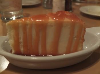 Maddox Caramel Cheesecake