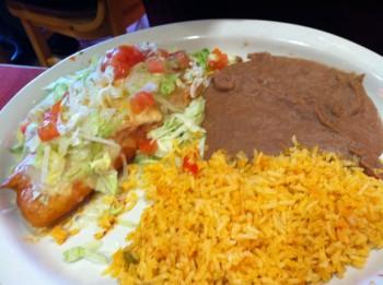 Taco Lobo Enchiladas