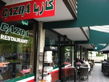 Cazba