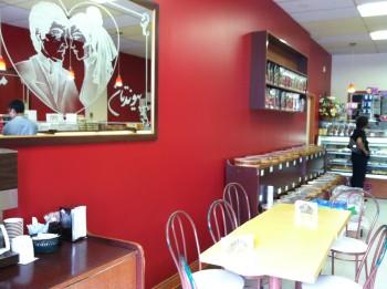 Laleh Bakery Red!