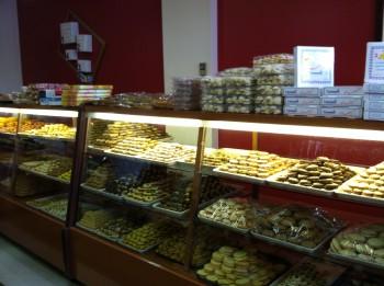 Laleh Bakery Display