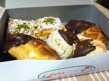 Laleh Bakery Box!