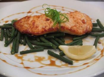 Wasa Salmon Teriyaki