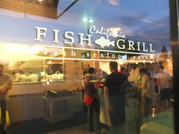CA Fish Grill