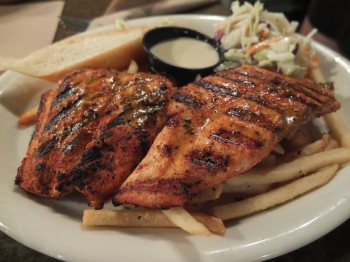 CA Fish Grill Salmon