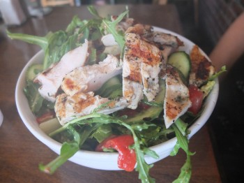 The Golden State Chicken Salad