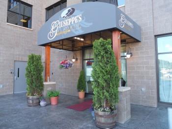Giuseppe's Front Door