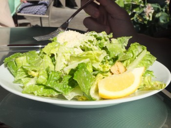 Giuseppe's Caesar Salad