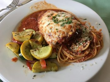Guiseppe's Chicken Parmesana