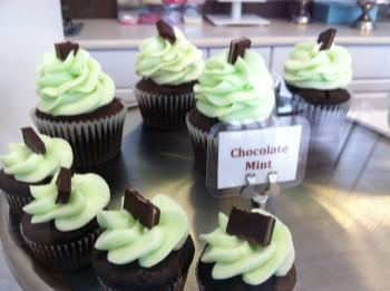 Cupcake Like It Sweet Mint
