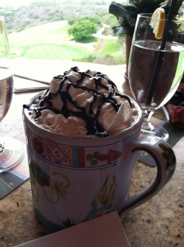 Caffe Hot Chocolate