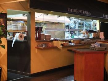 The Big Fat Fish Co Kitchen