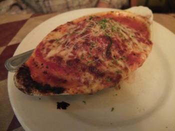 Mambo Italiano lasagna