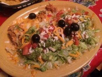Mamas's Mary's Salad