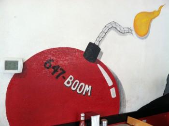 Boomers Bomb