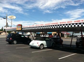 Boomers Car Hop Service
