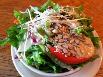 Sunlight Cafe Salad