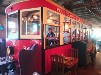 OSF Seattle Box Car Dining