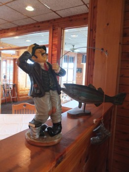 Smithfield Station Fisherman