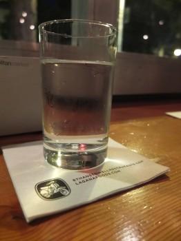 Tavolata Water at the Barquette