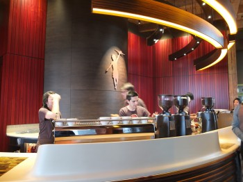 Storyville Coffee Bar