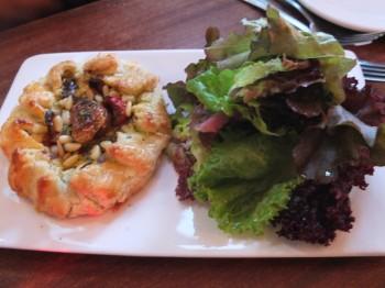 Tilikum Place Cafe Savory Tart