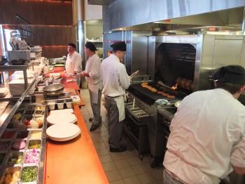Anthony's Hearthfire Kitchen Rotisserie