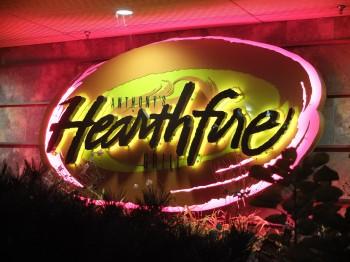 Anthony's Hearthfire Sign