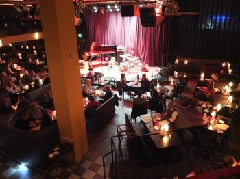 Jazz Alley Venue