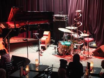 Jazz Alley Stage