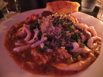 Jazz Alley Seafood Gumbo