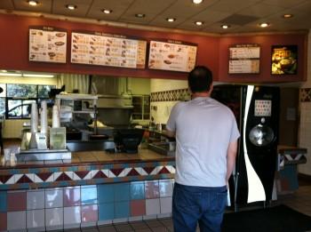 Taco Time Menu
