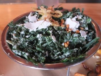 Lardo Kale Caesar