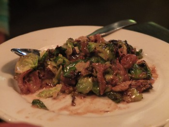 Tasty n Sons Brussels Sprouts