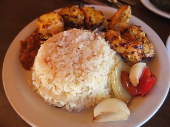 Astor Chicken Kabob
