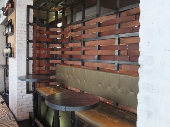 NoPA Kitchen+Bar Bar Seating