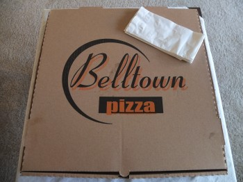 Belltown Pizza Takeaway