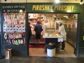 Piroshky Piroshky Exit
