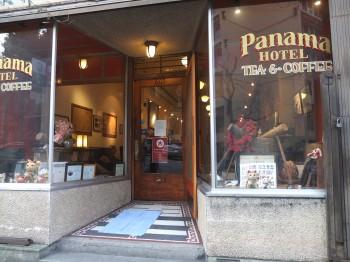 Panama Hotel Tea House
