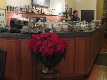 Panama Hotel Tea House Counter