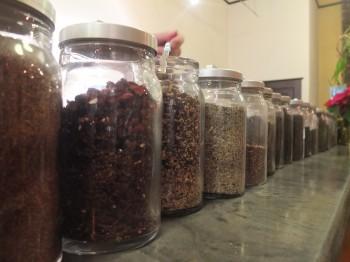 Panama Hotel Tea House Teas