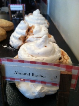 Hot Cakes Almond Rocher