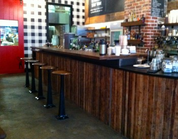 Hot Cakes Bar Seating