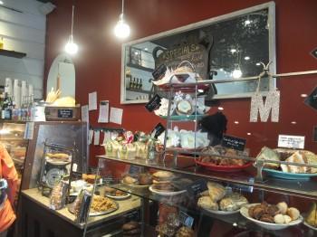 Macrina Pastry Case