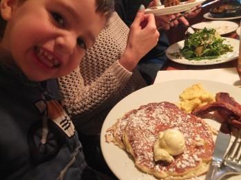 Toulouse Petit Pancakes!