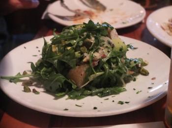 Toulouse Petit Crab & Grapefruit Salad