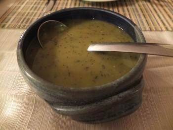Deer Harbor Inn Restaurant Family Style Split Pea Soup
