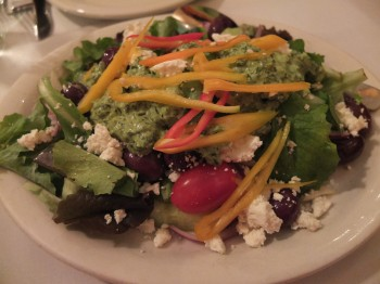 Gorgeous George's Greek Salad